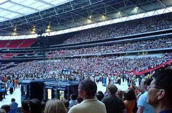 Wembley GM Concert