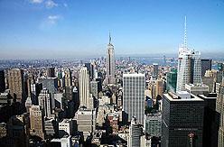 NYC Downtown Manhatten